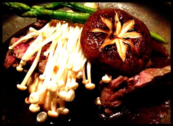 Nobu Beef Toban-Yaki