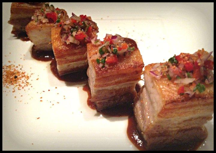 Nobu Pork Belly