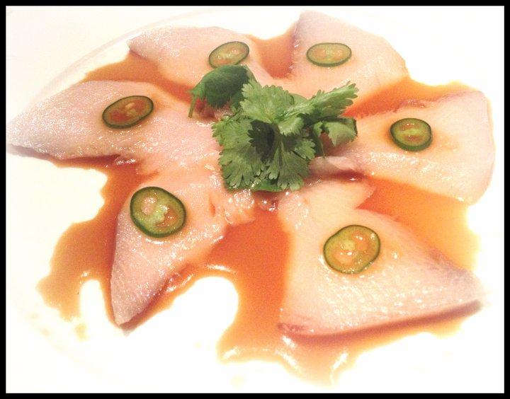 Nobu Sashimi